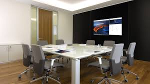 Smart Office Desk How This Touchscreen U0026 Voice Technology Could Benefit Real Estate