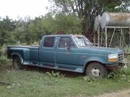 Ford Diesel Truck Manuals - 1994 ford f 350 information and photos zombiedrive