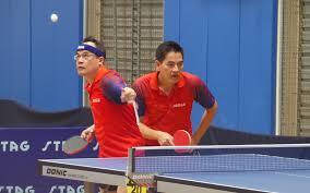 Table Tennis Doubles Rules Us Players Win Medals At Australian National Veterans Table Tennis