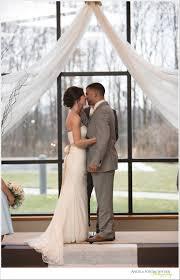brian and katie u0027s rustic winter wedding indoor wedding weddings