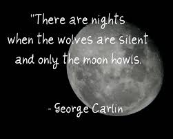 once in a blue moon quotes wolf moon moon and wolf