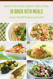 16 quick keto meal recipes healthful pursuit