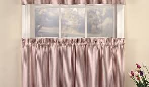 Red White Blue Bedroom Valances Curtains Red White Striped Curtains Enchanting Red And White