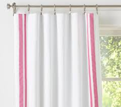 Light Blocking Curtain Liner Harper Blackout Curtain Pottery Barn Kids