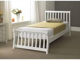 Milan Bed Frame Artisan Milan Bed Frame White 3ft Single The Artisan Bed Company