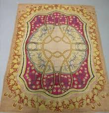 Carpet Art Deco Comfort Rug Netherhampton Salerooms Carpets Rugs And Textiles Jozan