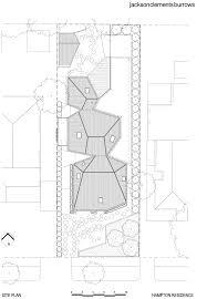the burrow floor plan hampton house jackson clements burrows architects architecture lab
