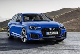 matchbox audi 2018 audi rs 4 avant unveiled with 2 9 twin turbo v6