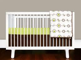 Trendy Baby Bedding Crib Sets by Amazon Com Olli U0026 Lime George 3 Piece Crib Bedding Set Green