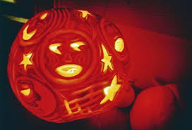 Halloween Pumpkin Lantern - space halloween pumpkins a cosmic treat photos