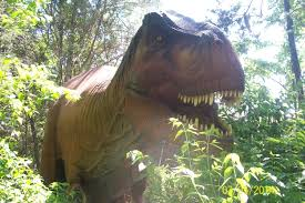 nashville zoo dinotrek youtube