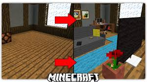 Minecraft Home Decorations New Ways To Decorate Your Minecraft House Youtube