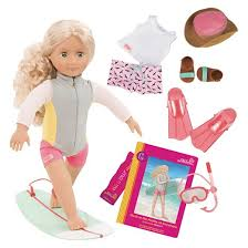 Target Our Generation Bed Our Generation Deluxe Doll Coral Target