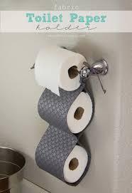 Decorative Toilet Paper Storage 42 Bathroom Storage Hacks That U0027ll Help You Get Ready Faster