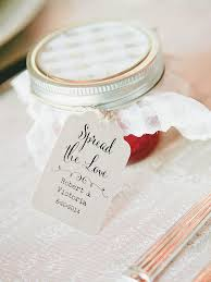 labels for wedding favors 17 ways to word your wedding favor tags
