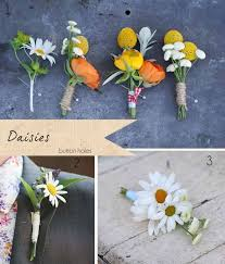 wedding flowers for guests daisies wedding flowers get to your wedding flowers