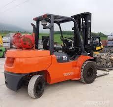 orange nissan truck toyota 7fga50 lpg jak nissan komatsu lpg forklifts price