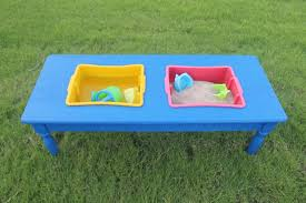 Build Your Own Patio Table How To Build Your Own Water U0026 Sand Sensory Table For Play