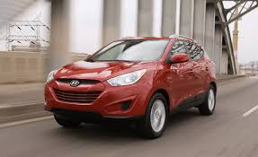 tucson jeep 2010 hyundai tucson u2013 review u2013 car and driver
