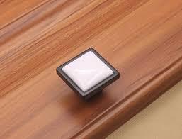 porcelain knobs for kitchen cabinets white ceramic knobs square black dresser pulls handle drawer knob