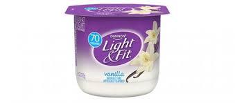 light and fit vanilla yogurt every popular yogurt brand ranked eat this not that