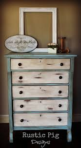 White Distressed Bedroom Furniture White Paint Sand To Distressed Perfection Then Dark Stain Use