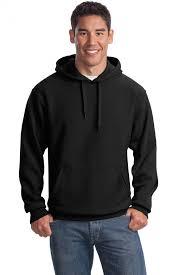 sport tek f281 super heavyweight pullover hooded sweatshirt the