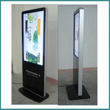vertical 46 inch led tv monitor indoor lcd digital signage