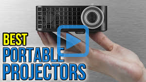 top 10 portable projectors of 2017 video review