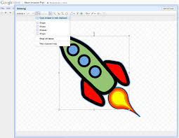 Google Spreadsheets Help Google Docs Adds Copy And Paste For Drawings And Shapes Tnw Google