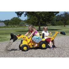 caterpillar backhoe pedal tractor ride on www kotulas com free
