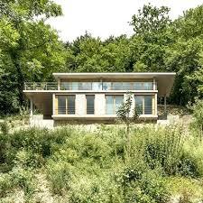 homes built into hillside modern house built into hillside smart ideas house plans for homes