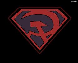 communist superman by ethion on deviantart