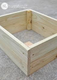 Wooden Planter Box Plans by How To Make A Wooden Wheelbarrow Planter Fall Wheelbarrow