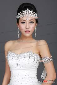 bridal crowns fashion bridal tiara crown hair accessories for wedding