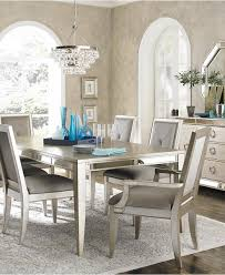 pretty macys dining room furniture cappuccino collection round