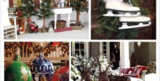 Christmas Outdoor Decorations Cork by Christmas Outdoor Decorations Cork Designcorner