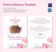 obituary template obituary template obituary template word 01 jpg