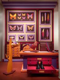designboom hermes zim zou fills hermès cabinet of curiosities with leather creatures