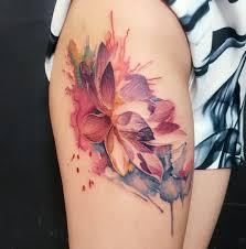 35 stunning lotus flower tattoo design lotus flower tattoos
