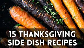 15 thanksgiving side dish recipes paleo leap