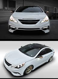 2011 hyundai sonata front bumper m s carart stealth bodykit yf importshark com