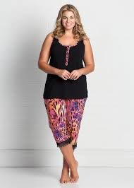 heavenly leisure with cheap plus size sleepwear for