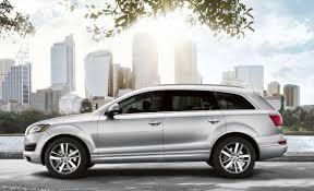Audi Q7 Models - audi fort wayne 2014 audi q7 review