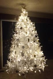 white tree is beautiful