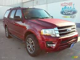 ford expedition red 2016 ruby red metallic ford expedition xlt 110396542 gtcarlot