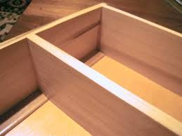 Woodworking Joints For Drawers by Solowoodworker Hints And Options For Building Wooden Drawers