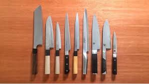 how to take care of your knives like a real chef