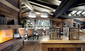 Chalet Designs the petit chateau a luxury ski chalet in courchevel