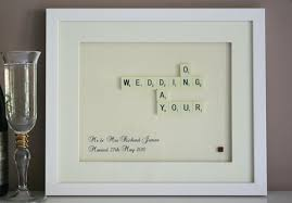 wedding gift personalised three personalised wedding gifts the and groom will forever